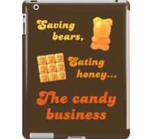 The Candy Business iPad Case/Skin