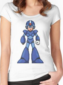 Without All The Shiny X Armor Women's Fitted Scoop T-Shirt