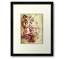Utopia is a Cutter Framed Print
