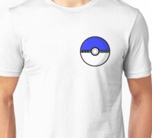 Team Mystic Poké Ball | Pokémon Go Unisex T-Shirt