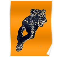 African Lion Cub - Young Lion Poster
