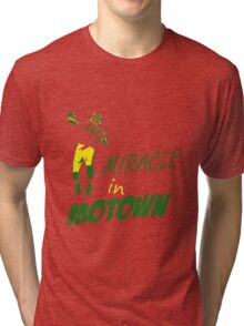 Miracle in Motown Tri-blend T-Shirt