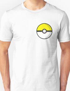 Team Instinct Poké Ball | Pokémon Go Unisex T-Shirt