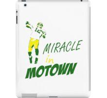 Miracle in Motown iPad Case/Skin