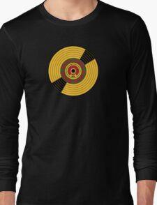 Rasta Rebel Reggae Music Long Sleeve T-Shirt