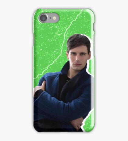 Cory Michael Smith Green iPhone Case/Skin