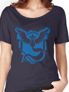 Team Mystic Splash Women's Relaxed Fit T-Shirt