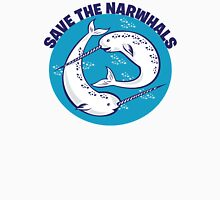 Save The Narwhals  Unisex T-Shirt