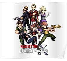 Resident evil code Veronica  Poster
