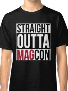 """Straight Outta Magcon"" Logo Classic T-Shirt"