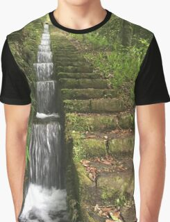 Staircase levada Graphic T-Shirt