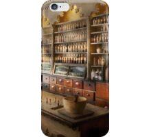 Pharmacist - The dispensatory iPhone Case/Skin