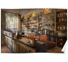 Pharmacist - The dispensatory Poster