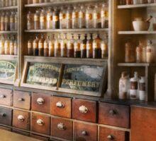 Pharmacist - The dispensatory Sticker