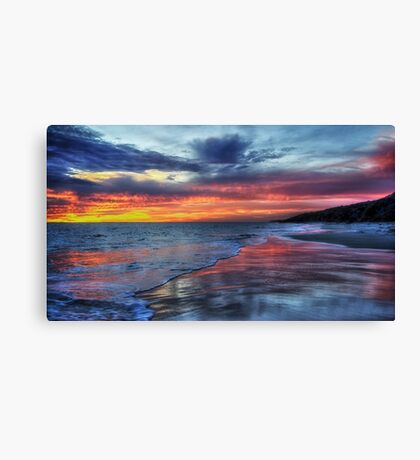 Jindalee Beach WA Canvas Print