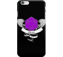 Cleric Dungeons and Dragons  iPhone Case/Skin
