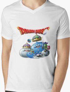 Dragon Quest - slime Mens V-Neck T-Shirt