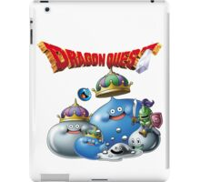 Dragon Quest - slime iPad Case/Skin