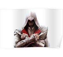 Assassins Creed Ezio Poster