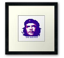 Che Guevara - The Hero Framed Print