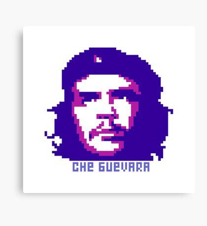 Che Guevara - The Hero Canvas Print