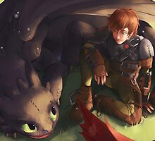 How to Train Your Dragon by doublechen