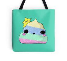 Kawaii Unicorn Poo  Tote Bag