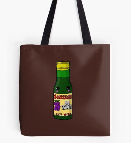 Kawaiibucky (Buckfast) Bottle Glasgow  Tote Bag