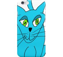 Smarty Cat has arrived iPhone Case/Skin