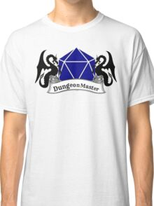 Dungeon Master Dungeons and Dragons Classic T-Shirt