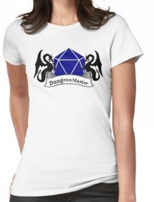 Dungeon Master Dungeons and Dragons Womens Fitted T-Shirt