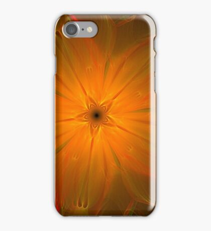 Golden Flower iPhone Case/Skin