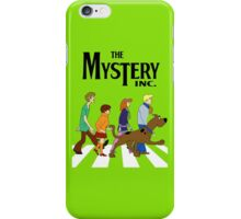 THE MYSTERY SCOOBY DOO iPhone Case/Skin