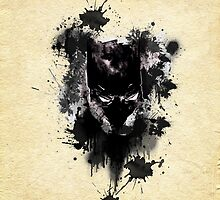 the dark knight by Jmelancon