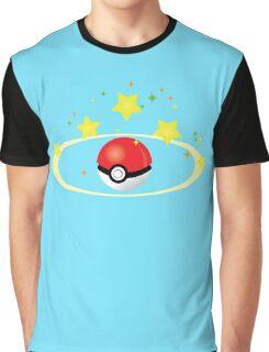 Pokemon Go- Catch one! Graphic T-Shirt