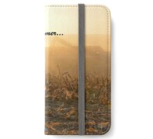 So God Made A Farmer - At Harvest iPhone Wallet/Case/Skin
