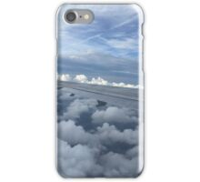 Clouds from a Plane iPhone Case/Skin
