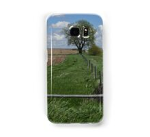 Along the Fence Line Samsung Galaxy Case/Skin