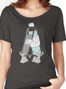 The Cutest Couple: Cesium & Water Women's Relaxed Fit T-Shirt
