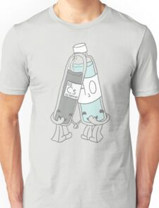 The Cutest Couple: Cesium & Water Unisex T-Shirt