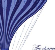 Jules Verne - Around the World in 80 Days Sticker