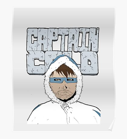 Captain Cold Poster