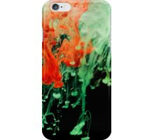 Abstract watercolor background. iPhone Case/Skin