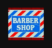 Old Barbershop sign Unisex T-Shirt