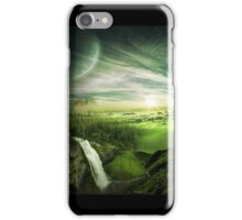 Forest Of Another World Concept Art Design iPhone Case/Skin
