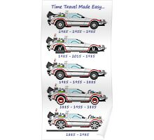 Time Travel Made Easy Poster