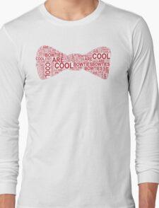 Bowties Long Sleeve T-Shirt