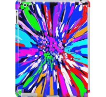 Dalhis Psychedelic Blue Abstract iPad Case/Skin