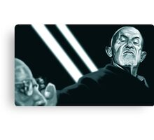 Mike Ehrmantraut - Breaking Bad Canvas Print