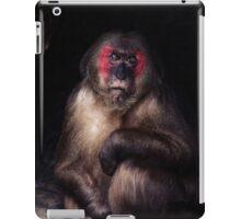 Sad Monkey iPad Case/Skin